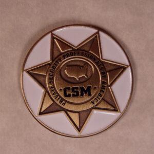 CSM Brushed Bronze
